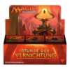 Magic the Gathering - Stunde der Vernichtung Booster Packung deutsch