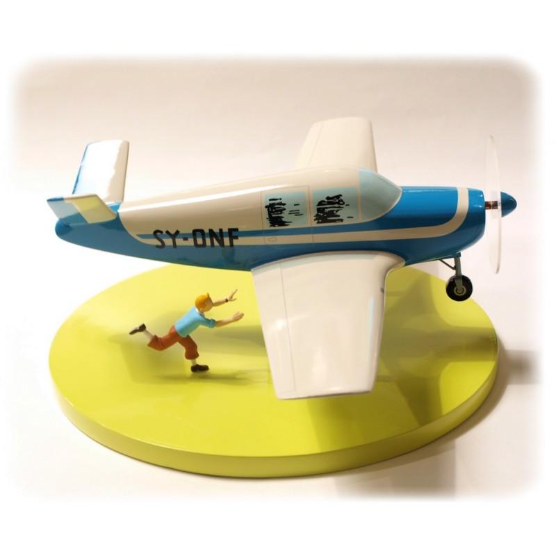 Maquette Avion Beechcraft Bonanza A35