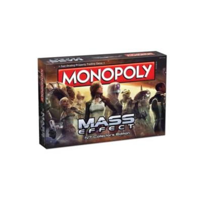 Mass Effect - Brettspiel Monopoly