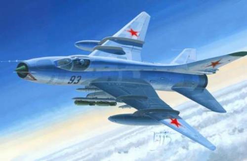 """Master Craft - Su-17M3 """"Afganistan War"""""""
