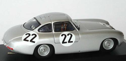 Max Models® - Mercedes-Benz 300 SL Nr. 22 Le Mans 1952 Kling - Klenk, 1:43