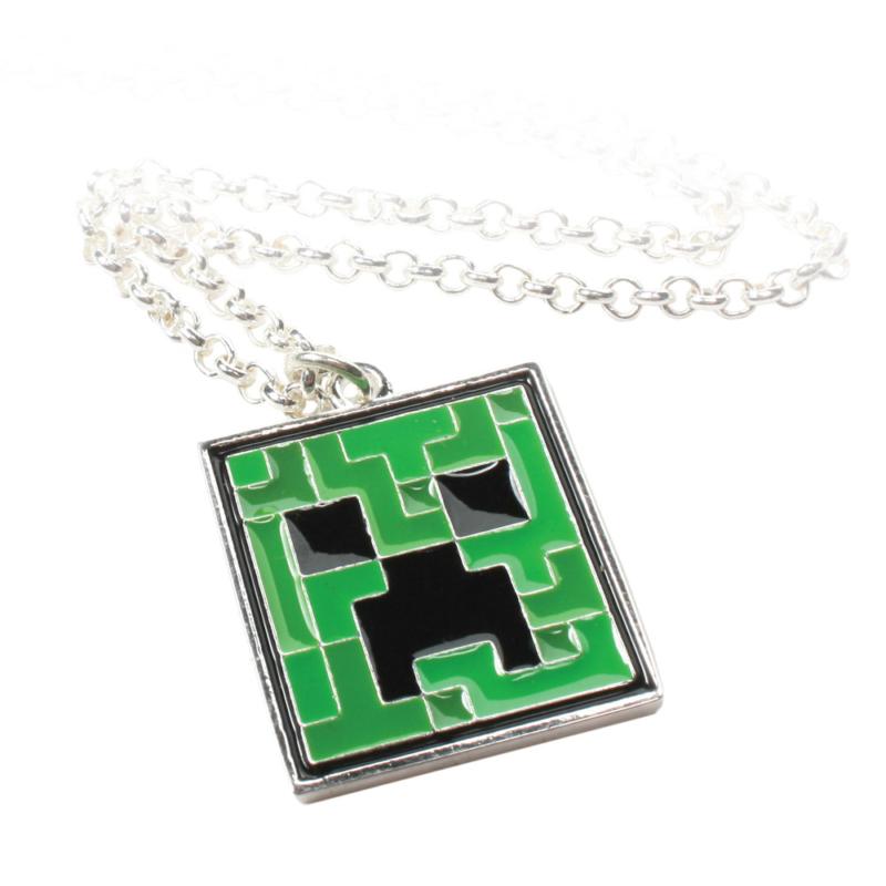 Minecraft -HalsketteCreeper