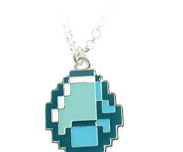 Minecraft -Halskette Diamond