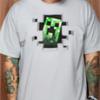 Minecraft - Premium T-Shirt Creeper Inside