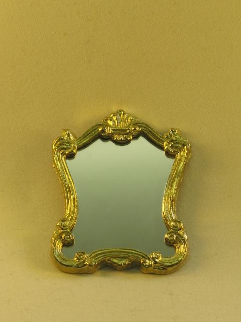 Mini Mundus - Antiker Spiegel 1:12