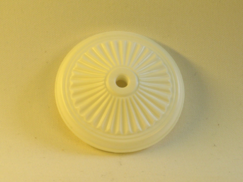 Mini Mundus - Deckenlampen-Rosette 1:12