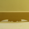 Mini Mundus - Holz-Schabracke 1 Paar 1:12