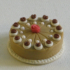 Mini Mundus - Mokka-Torte 1:12