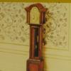 Mini Mundus -Simon Willard Standuhr (ca. 1790), 1:12