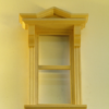 Mini Mundus - Viktorianisches Fenster 1:12