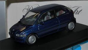 Paul's Model Art Minichamps - BMW E1, 1:43