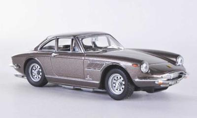 Model Best -Ferrari 330 GTC Marrone Met., 1:43