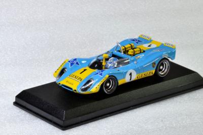 Model Best -Porsche 908/2 Nr. 1 Jarama 1970 Alex/Soler Roig/Neuhaus, 1:43