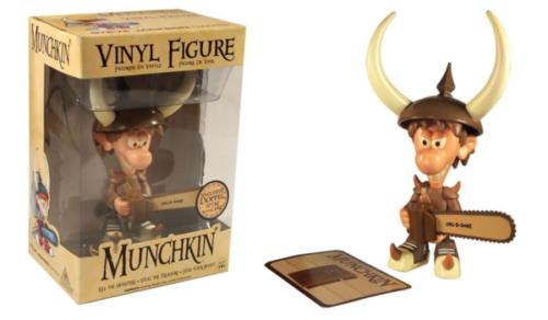 Munchkin - Vinyl-Figur Spike