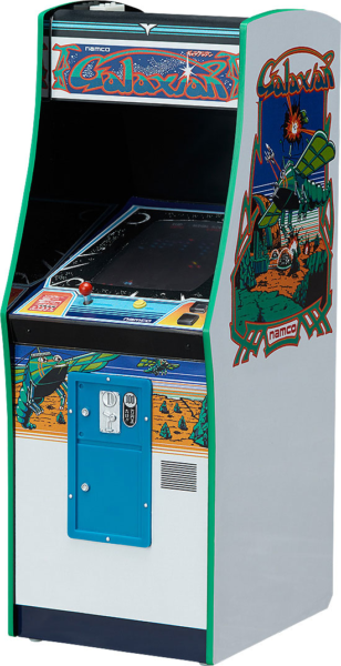 NAMCO Arcade Machine Collection - Mini Replik 1/12 Galaxian