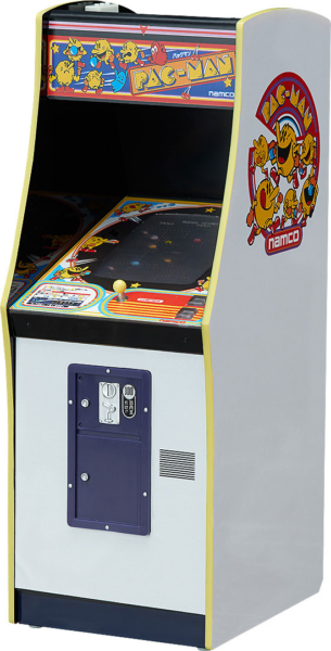 NAMCO Arcade Machine Collection - Mini Replik 1/12 Pac-Man