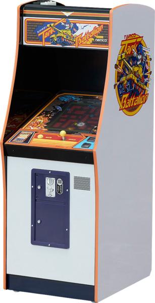 NAMCO Arcade Machine Collection - Mini Replik 1/12 Tank Battalion
