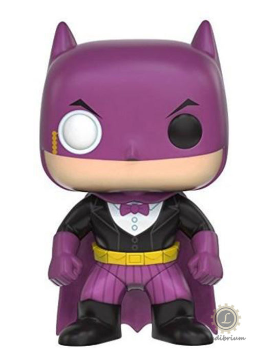 DC Comics - POP! Heroes Vinyl Figur Batman as The Penguin Impopster
