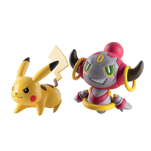 Pokémon - Hoopa vs Pikachu