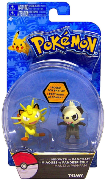 Pokémon - Mauzi vs Pam-Pam