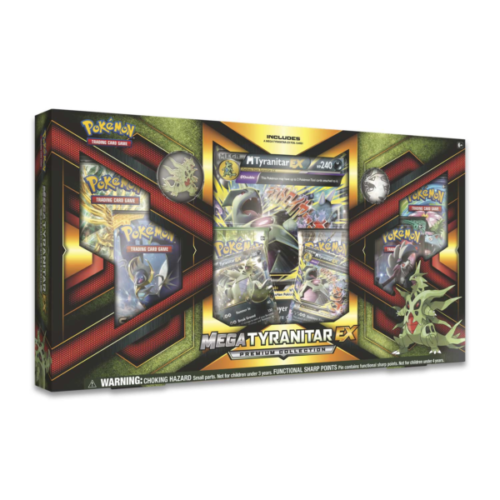 Pokémon - Mega Tyranitar EX Premium Collection - Englisch