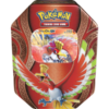 Pokémon - Mysterious Powers Fall Tin - Ho-Oh-GX