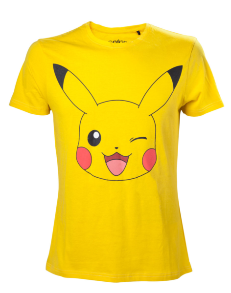 Pokémon T-Shirt Pikachu