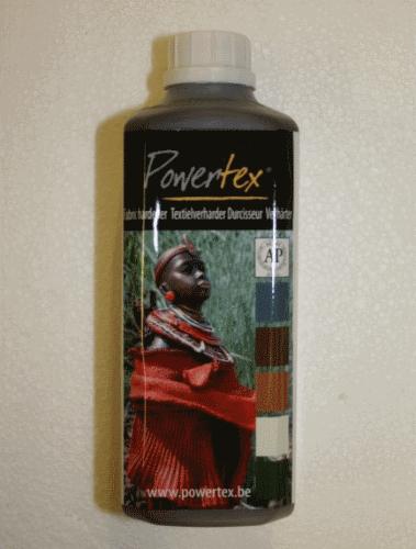 Powertex - Textilverstärker grau-blau