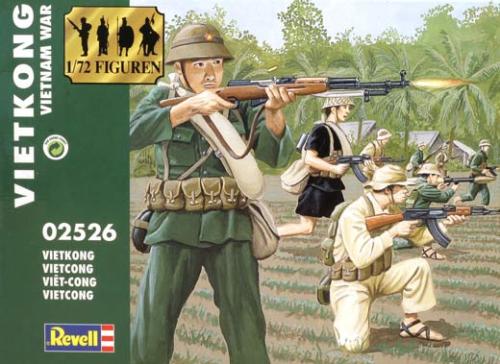 Revell 02526 - Vietkong (Vietnam War), 1:72