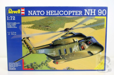 Revell 04403 - Nato Helicopter NH 90, 1:72