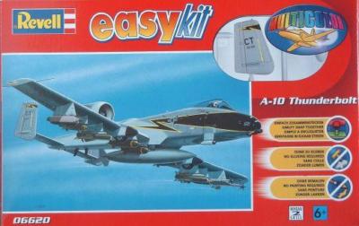 Revell easykit 06620 - A-10 Thunderbolt, 1:100