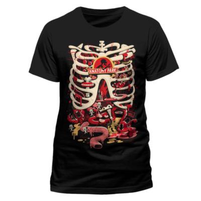 Rick and Morty - T-Shirt Anatomy Park - XL