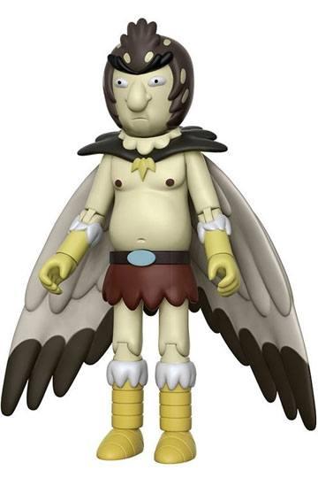 Rick & Morty - Actionfigur Birdperson