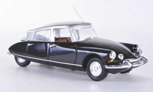 RIO - Citroën DS 19 Pallas 1965 schwarz, 1:43