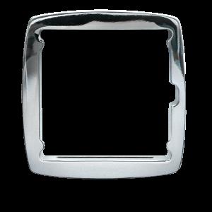 S.T.A.M.P.S. - Rahmen Full Metal Jack Rahmen ''Solo Silver Brilliant''