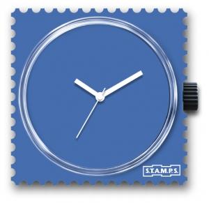 S.T.A.M.P.S. - Uhrenmotiv Pure Blue