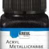 KREUL Acryl-Metallicfarbe, 20 ml, champagner