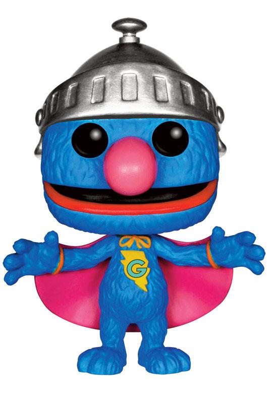 Sesamstrasse - POP TV Vinyl Figur Super Grover