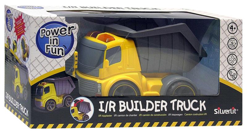 Silverlit - Lastwagen Truck I/R mit Sound