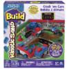 Spinmaster - Kinetic Build Crash'em Cars