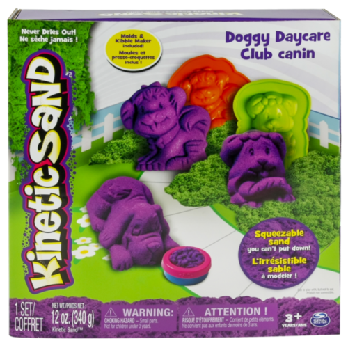 Spinmaster - Kinetic Sand Dog Set 340 g