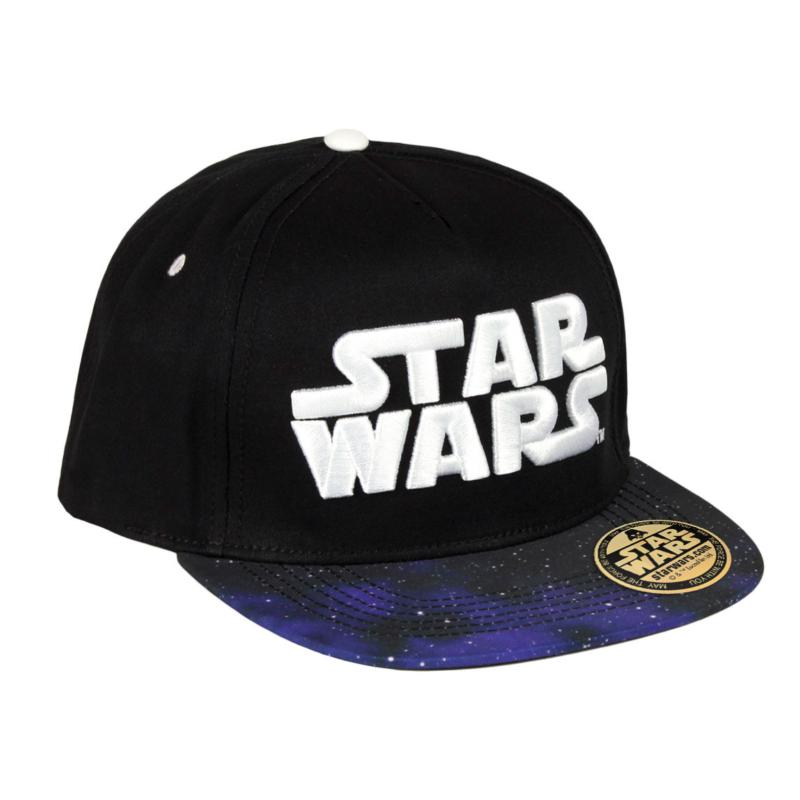 Star Wars - Premium Cap White Logo
