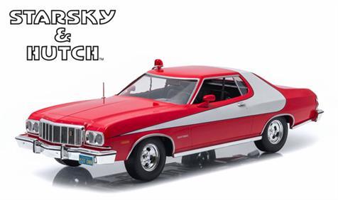 Starsky & Hutch - 1976 Ford Gran Torino, 1:18