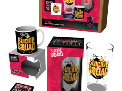 Suicide Squad - Geschenkbox Bomb