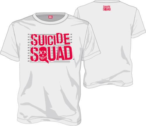 Suicide Squad - T-Shirt Logo