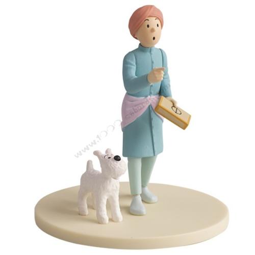 Szene - Tintin aux cigares du pharaon