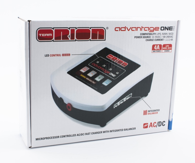 Team Orion - Advantage ONE 405 AC/DC Charger CH-Version