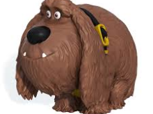 Spinmaster - The Secret Life of Pets - Duke