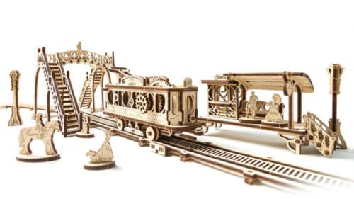 Ugears 3D Holzbausätze-70028-tram-linie-mechanical-town-series.png