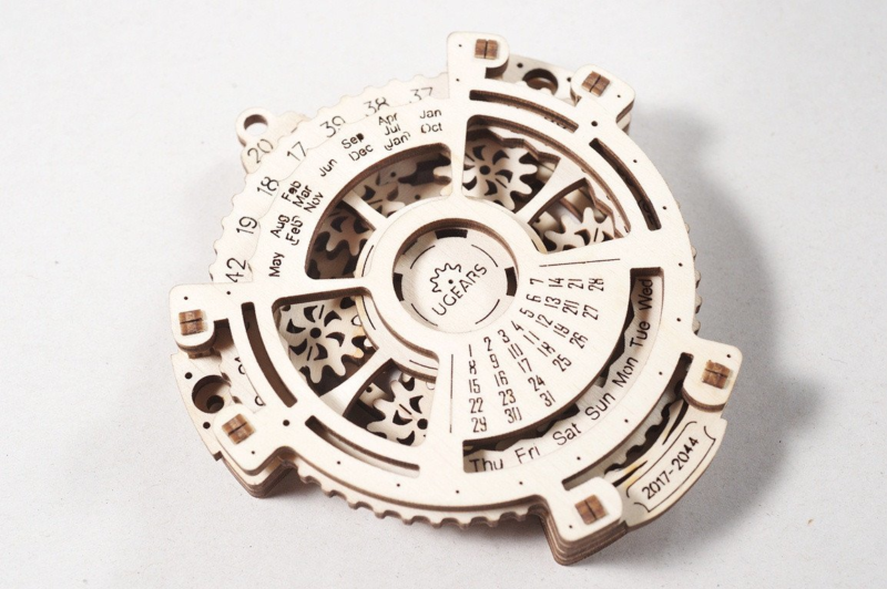 UGEARS 70036 - Date Navigator